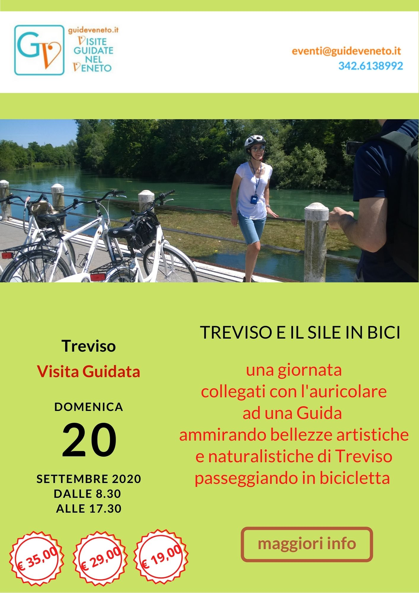 V.G. TV E SILE IN BICI 20 SETT 20