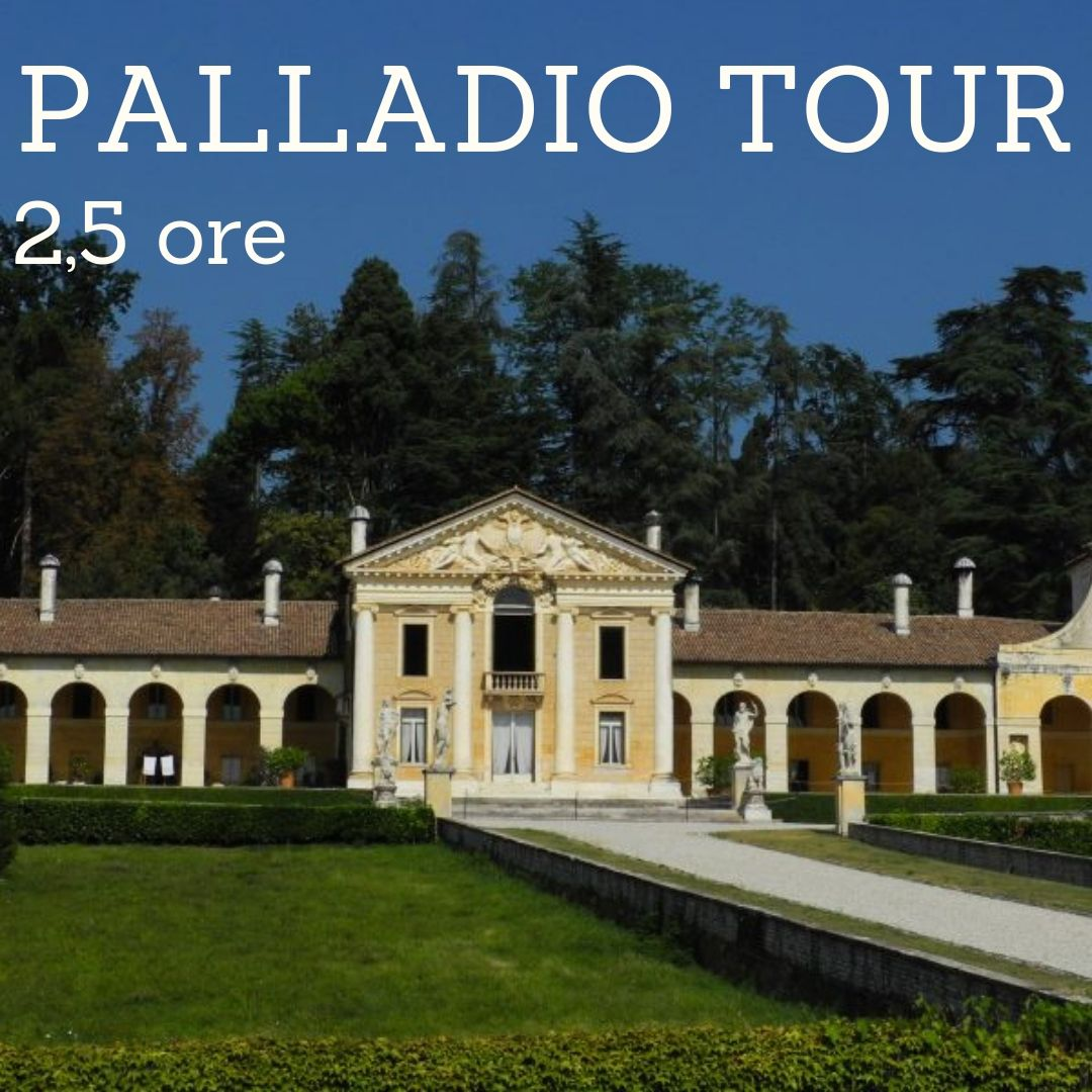Copia di Palladio tour